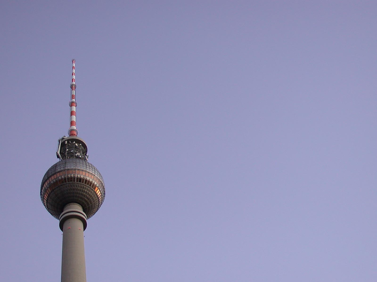 Berlin Fernsehturm Wallpaper