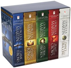 Game of Thrones 5-Bücher Boxed Set