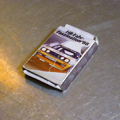 HB Golf GTI Fahr-Faszination b