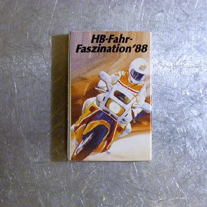 HB Ralley Motorcross Bike