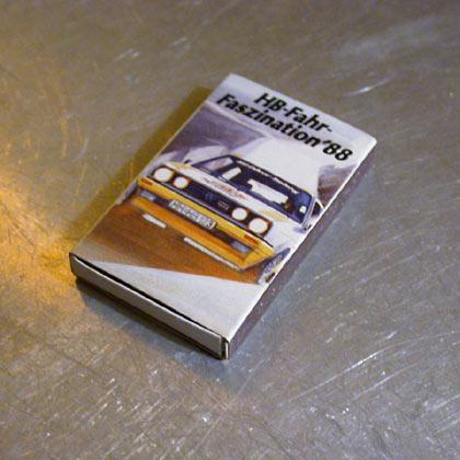 HB VW Ralley Golf GTI Perspektive