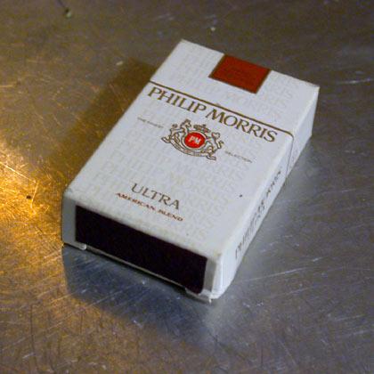 Philip Morris Ultra