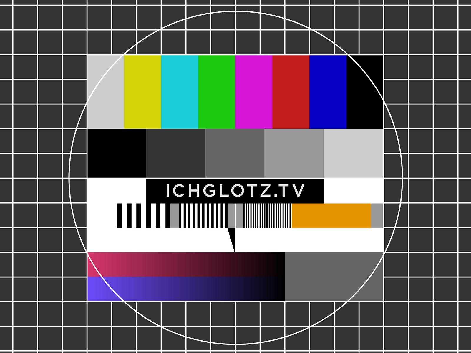 Fernsehen-Testbild