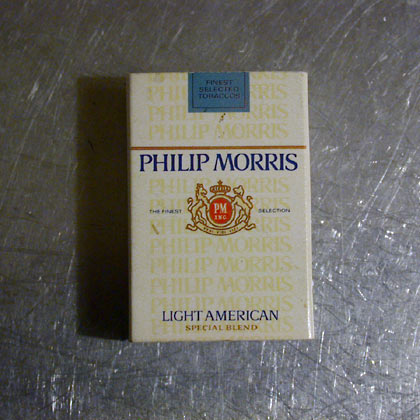"Philip Morris ""Space"" (A)"