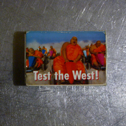 WEST - Test the West